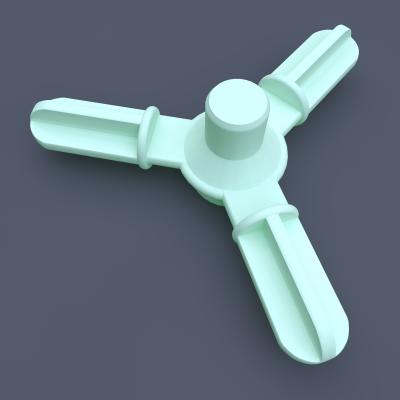 AstroLogix 3-way Hubs (30 pieces)