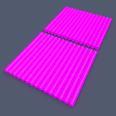 AstroLogix Purple Tubes (30 pieces)