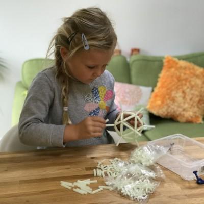 AstroLogix Small Set (120 pieces)