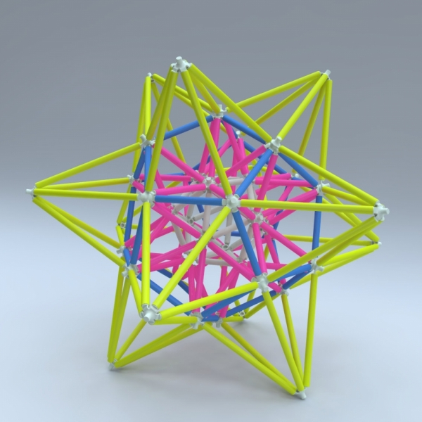 Icosahedron Dodecahedron Stellations